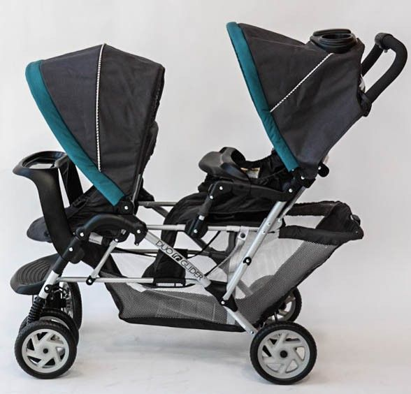 graco duoglider click connect stroller instructions