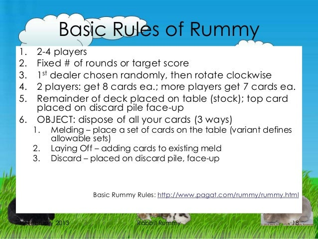 face off card game instructions
