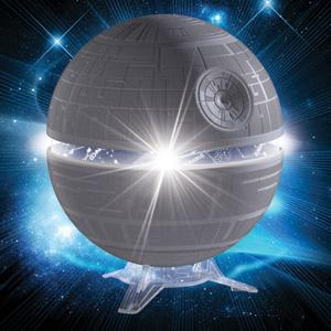death star planetarium instructions