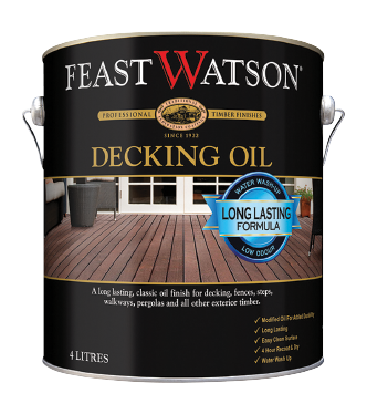 feast watson decking oil instructions