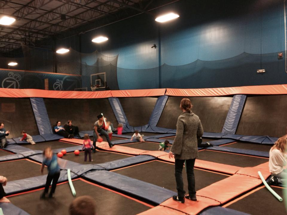 jump zone trampoline assembly instructions