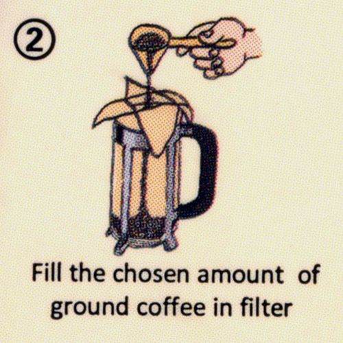 french press plunger assembly instructions