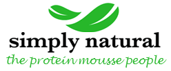 simply natural protein mousse instructions