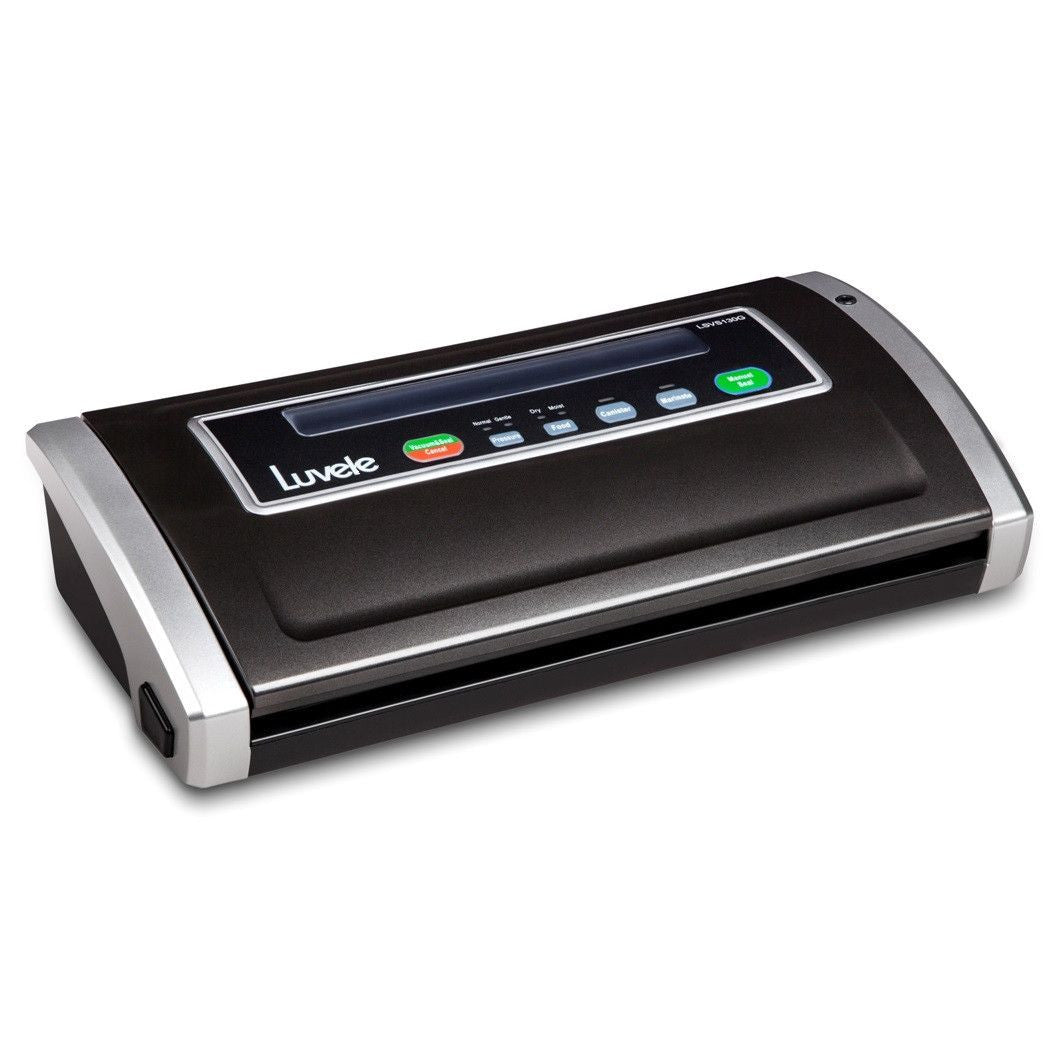 luvelo vacuum sealer instructions