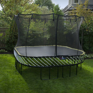 springfree trampoline dismantle instructions
