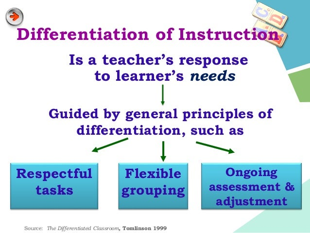differentiated instruction through flexible grouping in efl classroom