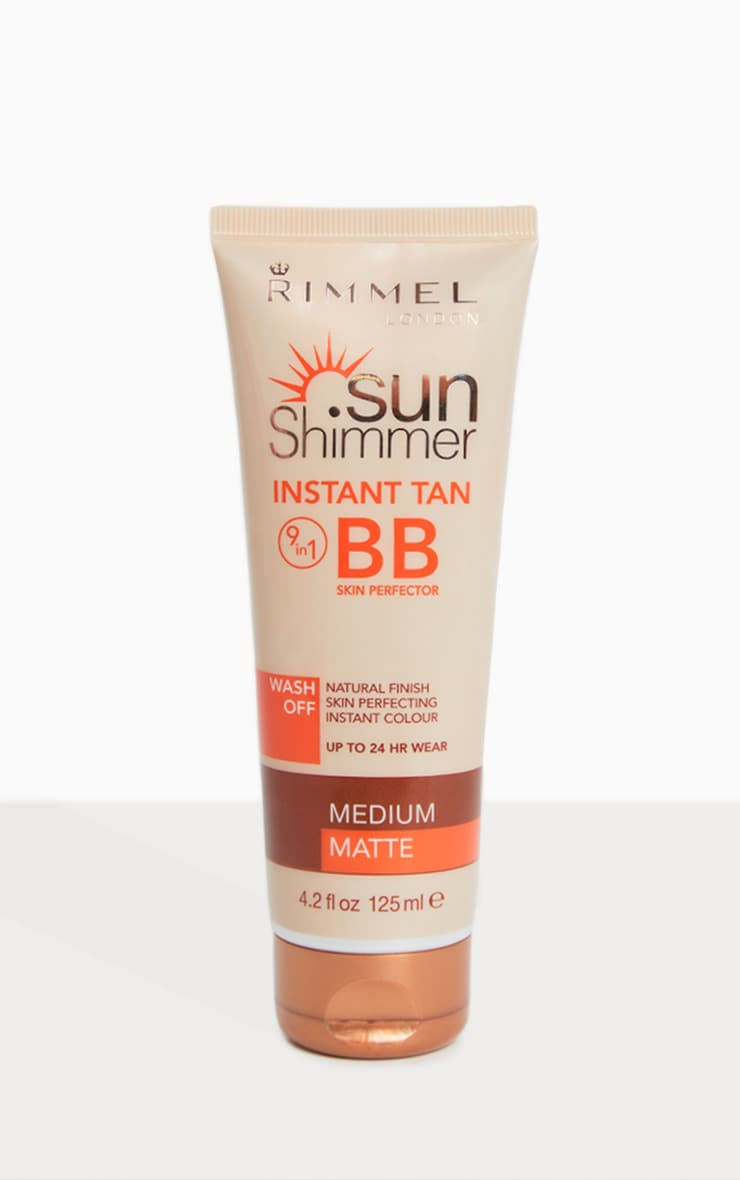 rimmel instant tan instructions