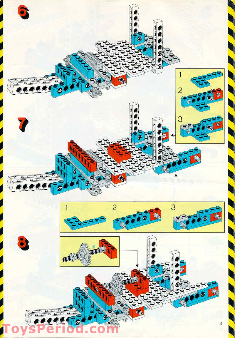 lego 60057 instructions 2