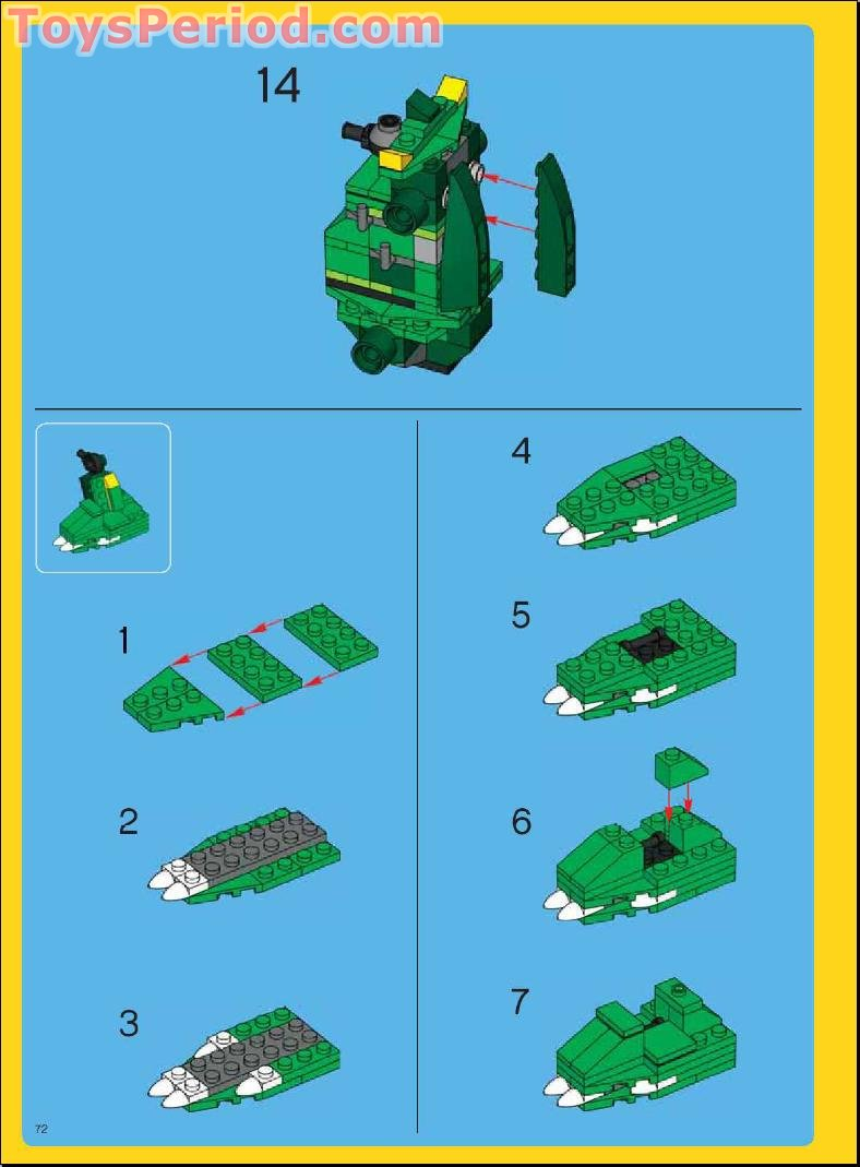 lego 75909 instructions book 2
