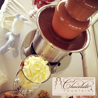 home chocolate fountain instructions