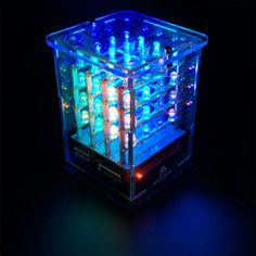 instructables 8x8x8 rgb led cube