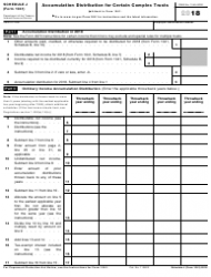 form 1041 k 1 instructions