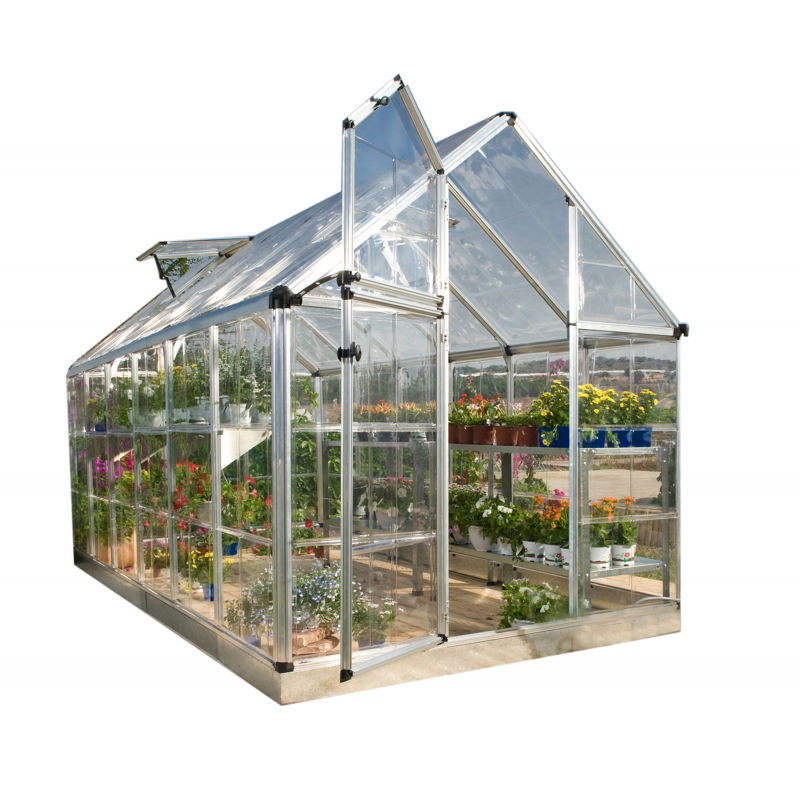 snap and grow greenhouse instructions