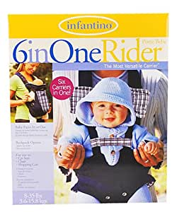 infantino 6 in one rider instructions