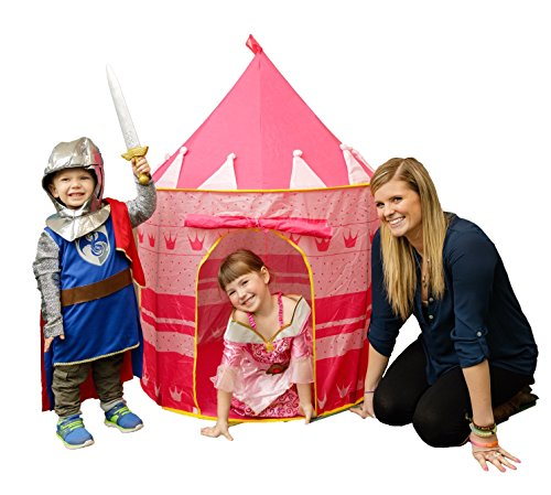 bazoongi play tent castle instructions