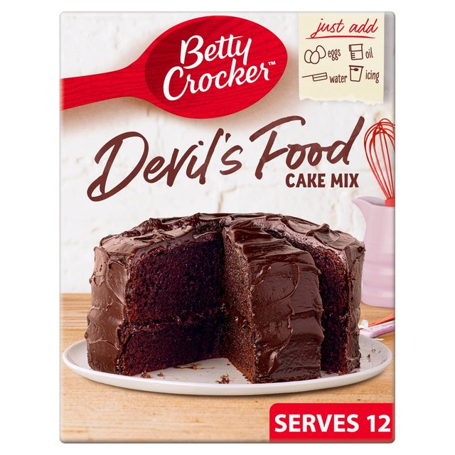 betty crocker german chocolate cake mix instructions