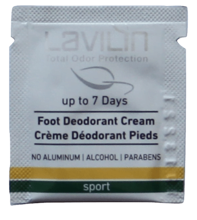 lavilin foot cream instructions