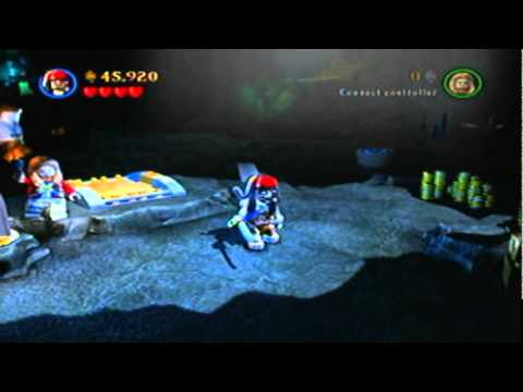 lego pirates of the caribbean isla de muerta instructions