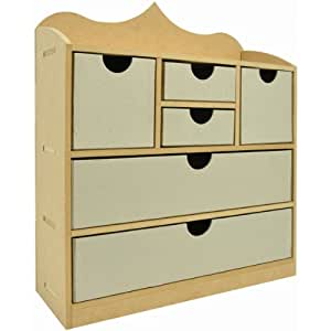 kaisercraft storage drawers instruction