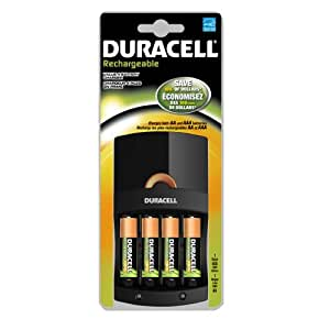duracell hi speed value charger instructions