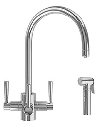 franke olympus tap fitting instructions