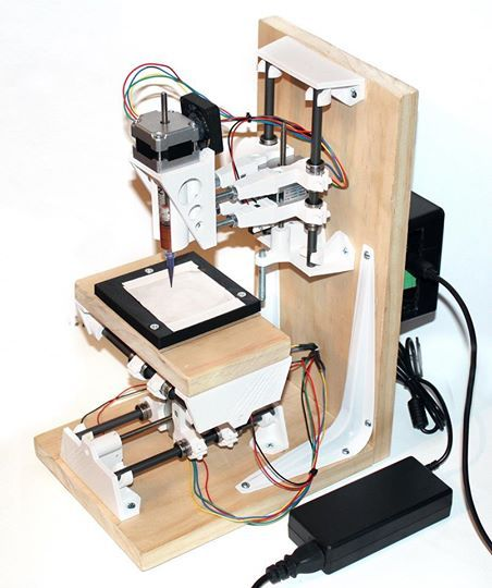 build instructions 3d metal printer