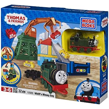 mega bloks thomas & friends misty island adventures instructions