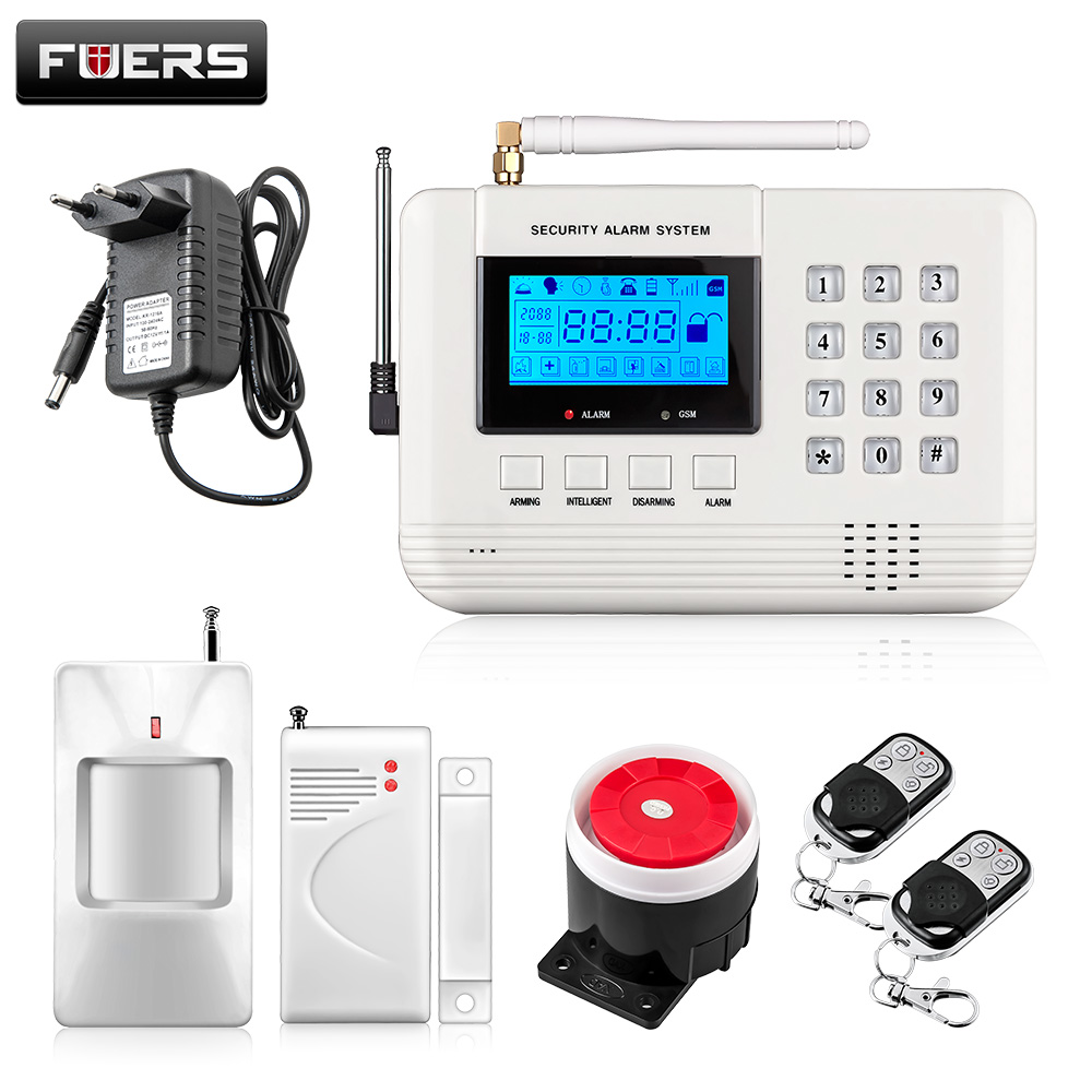 wireless home security alarm system instructions
