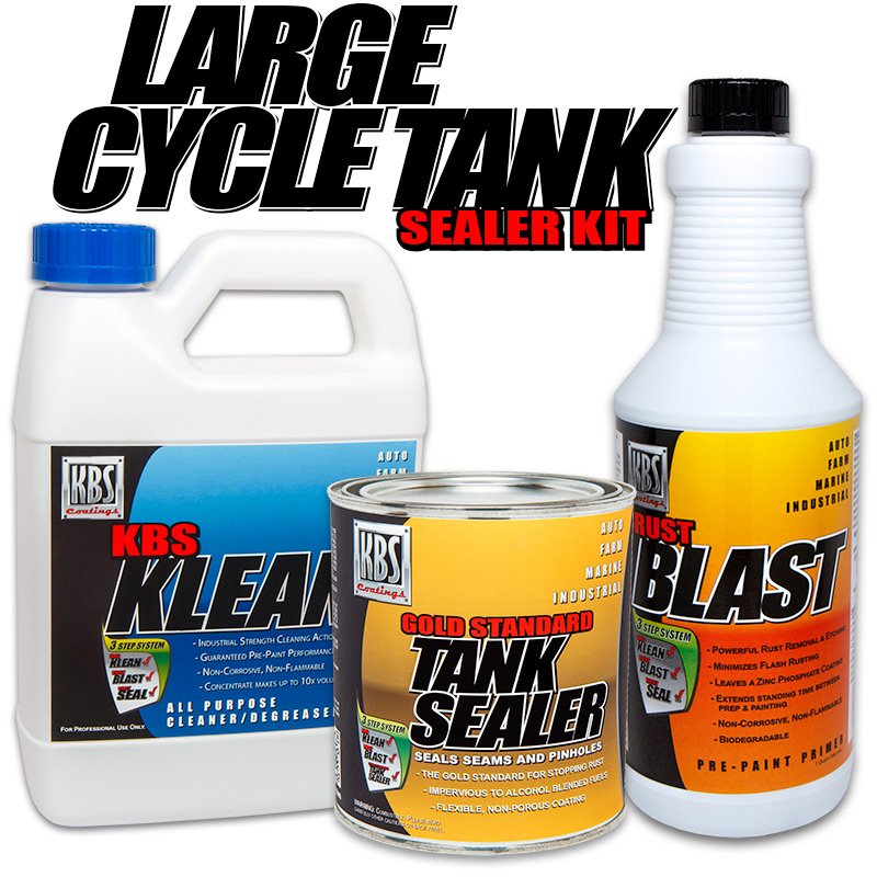 kbs motorcycle tank sealer instructions