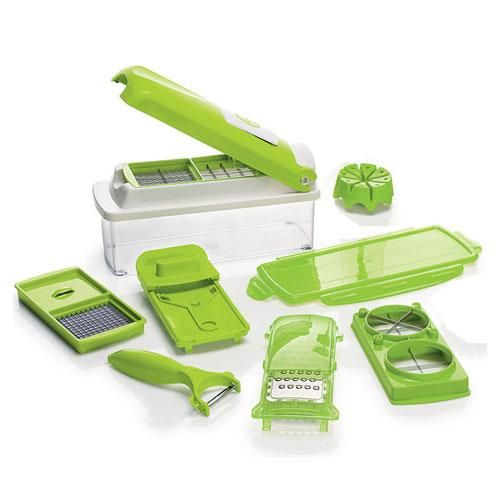 multifunctional fruit cutter instructions