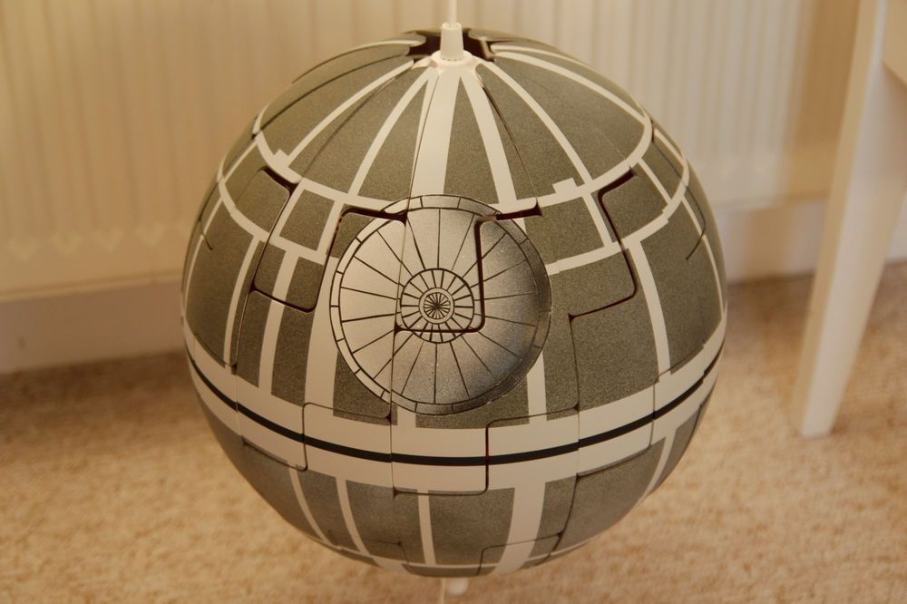death star ikea instructions