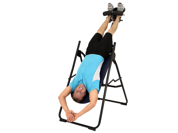 teeter hang ups inversion table instructions