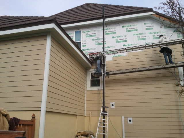 hardibacker siding installation instructions