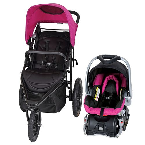 baby trend travel system instructions