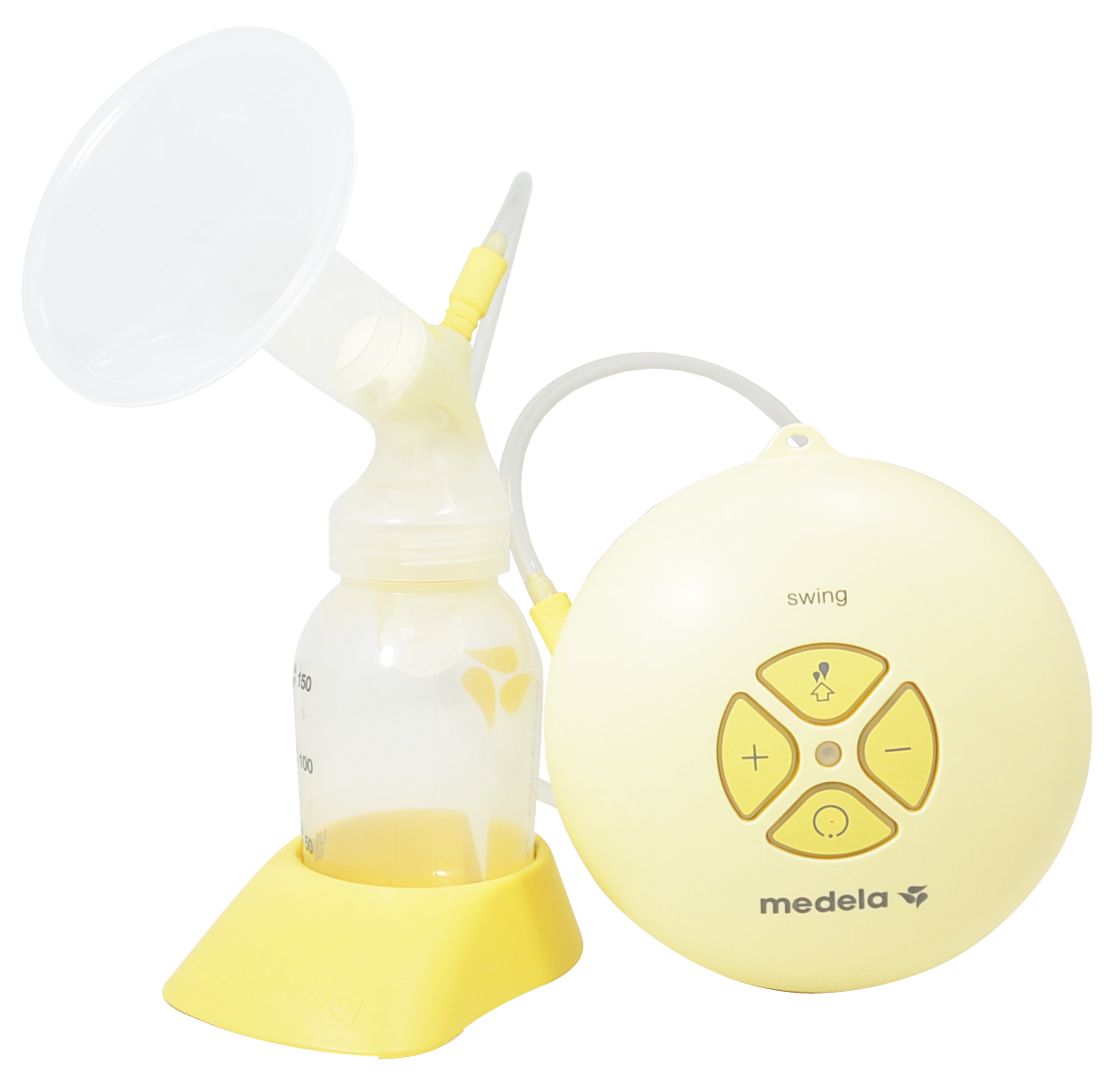 lactina breast pump instructions