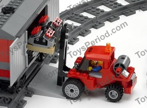 lego city set 60051 instructions