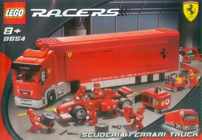 lego technic ferrari f1 instructions