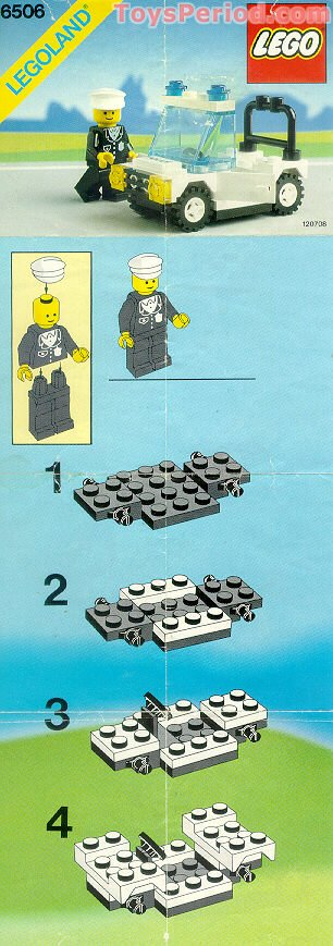 lego dimensions building instructions for 71253