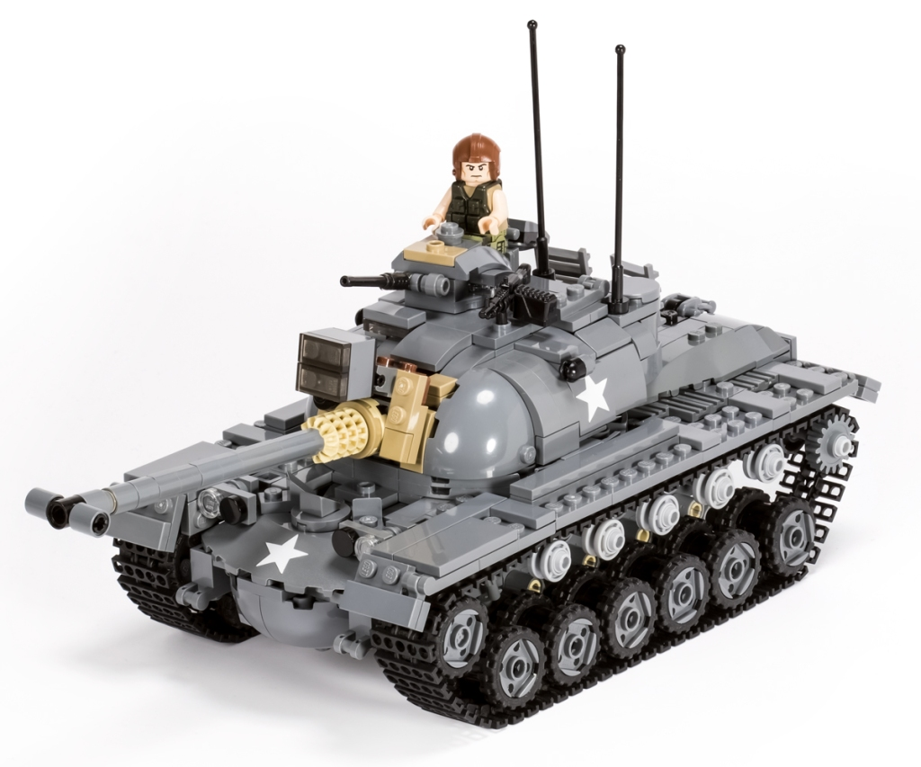 instructions to make a sherman firefly fury