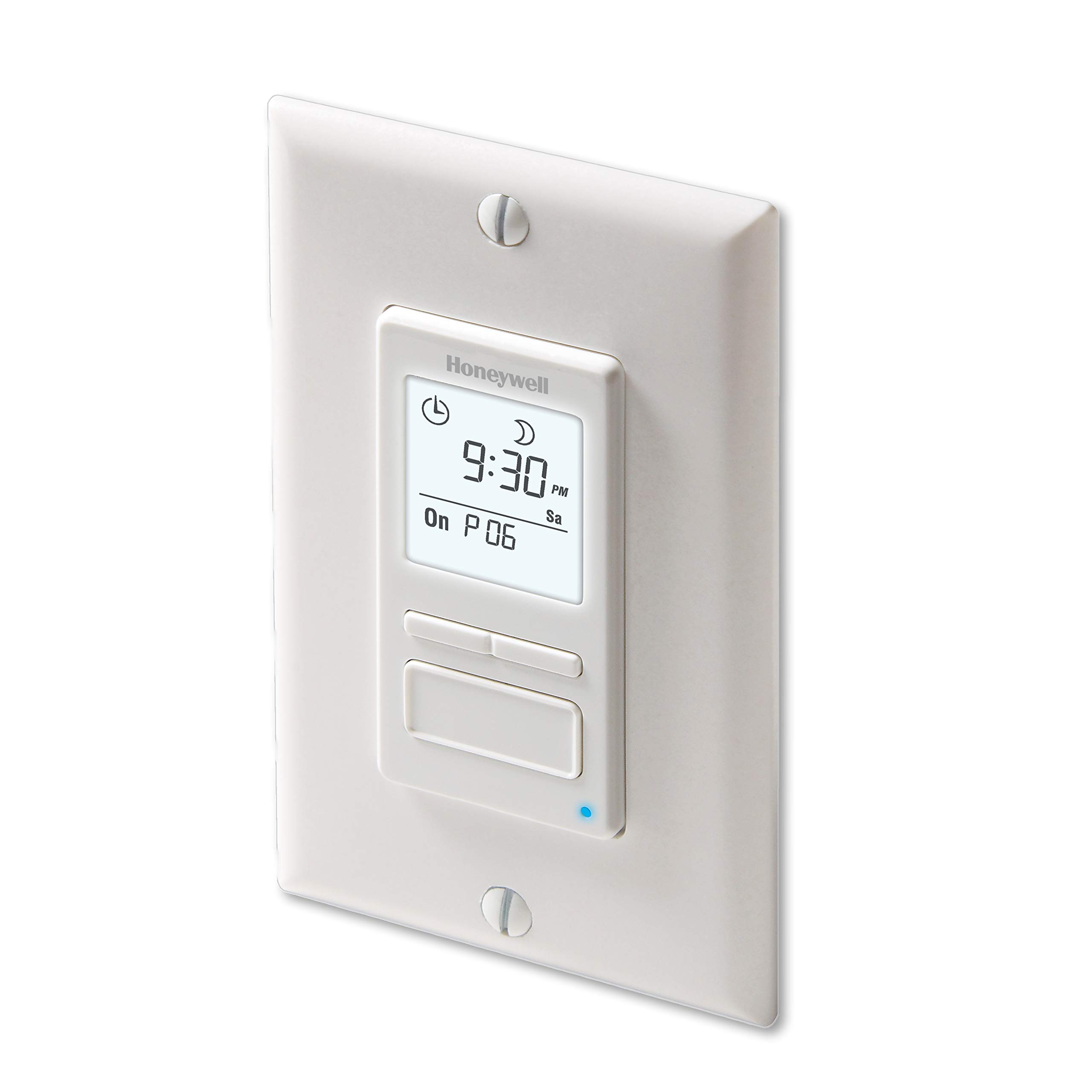 honeywell wall timer instructions