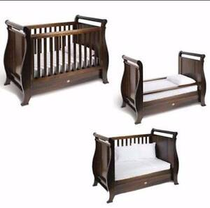 boori country sleigh bassinet instructions