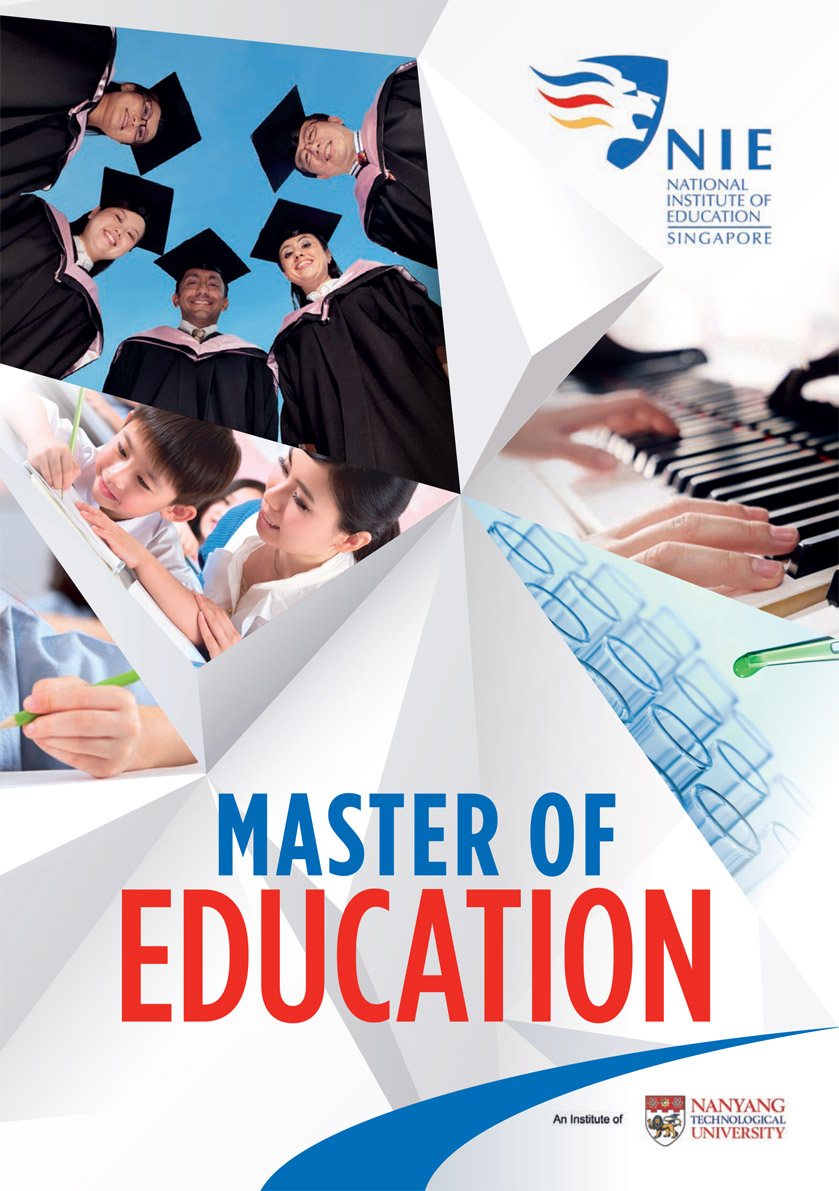 master of arts ntu instructional design and technology
