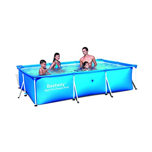 bestway splash frame pool instructions