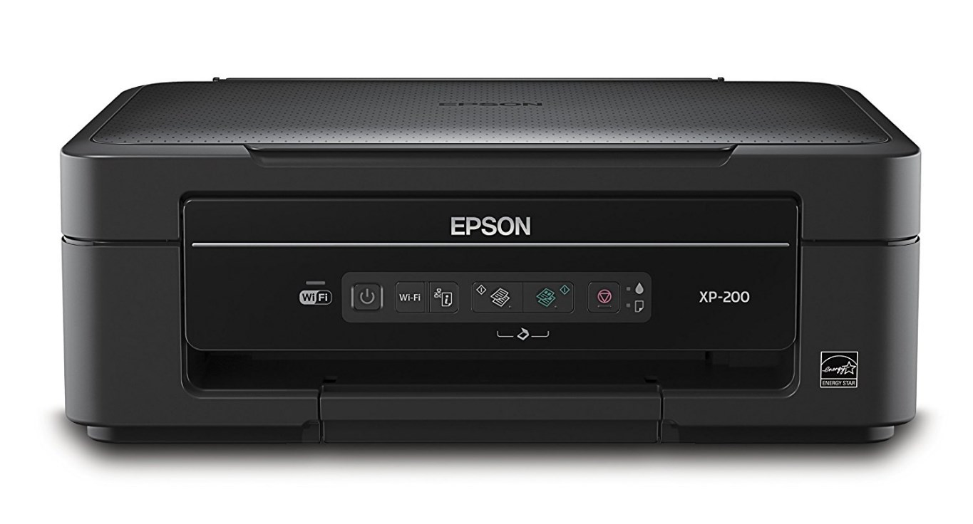 epson xp-200 scanner instructions