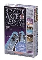 space age crystals crystal growing kit instructions