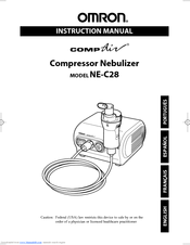 omron compair nebulizer instructions