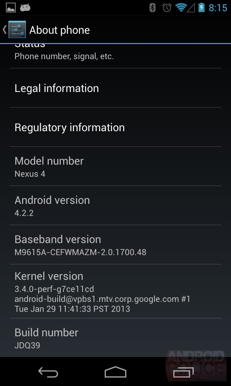 instructions for android 4.4.2
