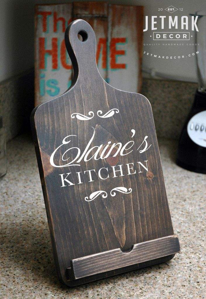 chopping board stand instructables