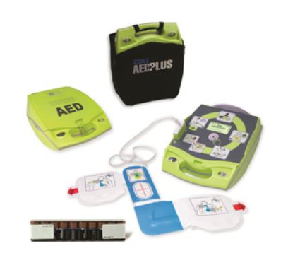 zoll aed plus defibrillator instructions