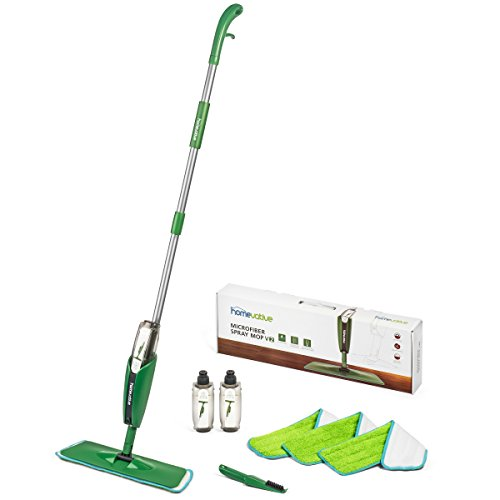 libman spray mop instructions
